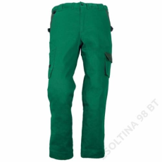 Coverguard TECHNICITY deréknadrág zöld -M
