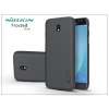 Nillkin Samsung J530F Galaxy J5 (2017) hátlap képernyővédő fóliával - Nillkin Frosted Shield - fekete