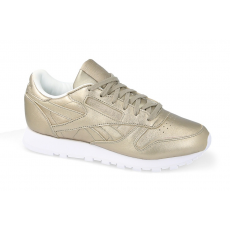 * producent niezdefiniowany sneaker Reebok Classic Leather Melted Metal női cipő BS7898