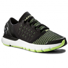 Under Armour Cipő UNDER ARMOUR - Ua Speedform Europa 1285653-003 Blk/Qle/Chm