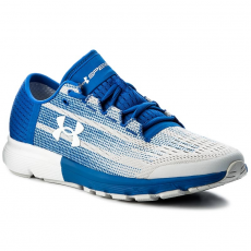 Under Armour Cipő UNDER ARMOUR - Ua Speedform Velociti 1285680-003 Glg/Ubl/Wht