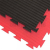 Saman Tatami, 1m*1m*2cm, Professional Double, piros-fekete