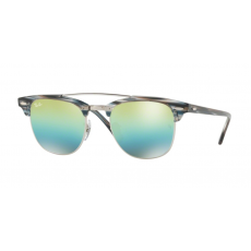 Ray-Ban RB3816 1239I2 GREEN MIRROR BLUE GRADIENT GREY napszemüveg