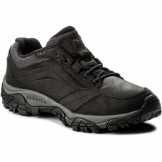 Merrell Bakancs MERRELL - Moab Adventure Lace J91829 Black
