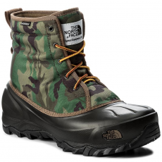 The North Face Hótaposó THE NORTH FACE - Tsumoru Boot T93MKSYRL Black Forest Woodland Camo/Tnf Black