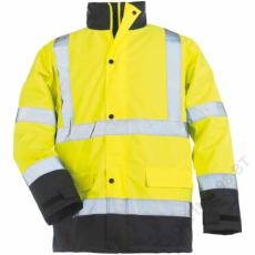 Coverguard ROADWAY sárga/kék pes kabát -L