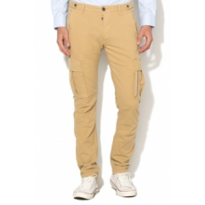 Selected Homme , Naples Cargo Nadrág, Tevebarna, W36-L34 (16054062-TWILL-W36-L34)