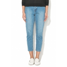 Only , Kelly Mom Farmernadrág, Kék, W29-L32 (15143714-MEDIUM-BLUE-DENIM-W29-L32)
