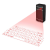 Quazar Laser Keyboard