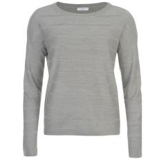 JDY Pulli NOOS női kötött pulóver szürke XL