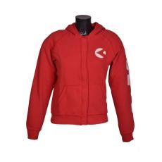 Dorko Hoodies női cipzáras pulóver piros XL