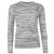 SoulCal Classic Crew női kötött pulóver fehér S