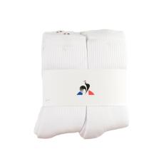 Le Coq Sportif Ess Sp New Classique 6 Crew férfi hosszú szárú zokni fehér 35-38