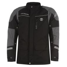 No Fear Moto All Weather férfi bélelt kabát fekete L