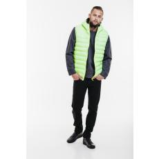 Dorko Snowball Vest Neongreen férfi mellény zöld XL