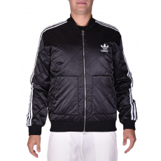 Adidas Sst Quilted Pre férfi parka kabát fekete M