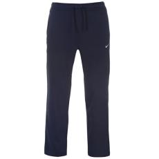 Nike Open Hem férfi polár melegítő alsó tengerészkék L