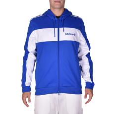 Adidas Minoh Hooded Tt férfi pulóver kék XXL