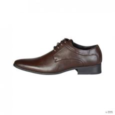 Duca di Morrone férfi alkalami cipő SMITH_barna
