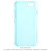 CELLECT iPhone 8 vékony TPU szilikon hátlap, Kék