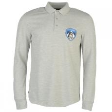 Team Athletic Football Club hosszú ujjú galléros póló férfi