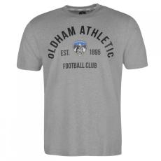 Team Oldham Athletic Est póló férfi