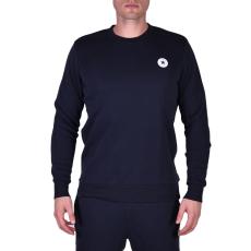 Converse Sweat Shirts férfi kapucnis cipzáras pulóver kék XXL