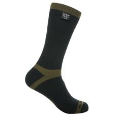 DexShell TREKKING zokni - Fekete / Olivazöld - XL