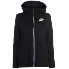 Nike női cipzáras kapucnis pulóver - Nike AV15 Zip Hoodie - fekete