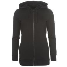 Adidas női cipzáras pulóver - adidas Essentials Full Zip Hoody - fekete