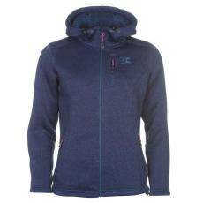 Karrimor női cipzáras polár pulóver - Karrimor Ladies Hoodie - kék
