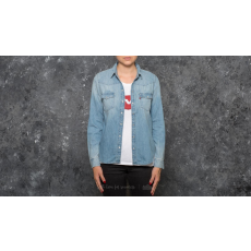 Levi's® Modern Western Shirt Seascape Light