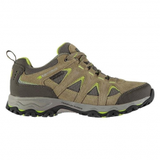 Karrimor női túracipő - Karrimor Mount Low Ladies Walking Shoes - barna/zöld