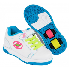 Heelys X2 Dual Up White - 33