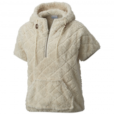 Columbia Fire Side Sherpa Shrug Pulóver,sweatshirt D (AL1716-r_191-Chalk)