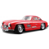 Bburago 2017 Bburago 1:24 Mercedes Benz 300SL - Red