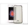 ROAR Apple iPhone 5/5S/SE szilikon hátlap - Roar Ultra Thin 0.3 mm - black