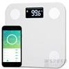 Yunmai Mini vezeték nélküli okosmérleg, Fitbit/Apple Health/Google Fit kompatibilis, fehér