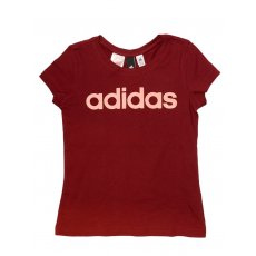 Adidas PERFORMANCE YG LINEAR TEE T-shirt (BP8573)