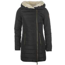Gelert női kabát Storm, fekete - Gelert Storm Parka Ladies