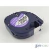 DYMO S0721530 LT 12267 LetraTag kompatibilis 12mm * 4m átlátszó alapon fekete feliratozószalag kazetta