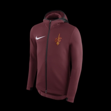 Nike Cleveland Cavaliers Therma Flex Showtime NBA Hoodie