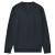 vidaXL V-nyakú férfi pulóver sötétkék M