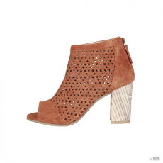 Pierre Cardin női boka csizma cipő HERMELINE_COGNAC