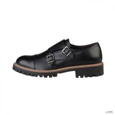 Made In Italia készült Italia férfi Flat Cipő VITTORIO_fekete