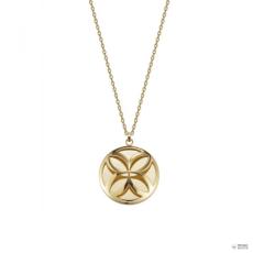 Esprit Női Lánc nemesacél arany Thriving Flora ESNL12455B800