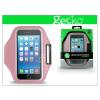 Gecko Apple iPhone 6/6s/7/8 kartok sportoláshoz - Gecko Sports Armband - pink