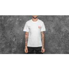 Undefeated UND Brand Tee White