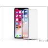 Haffner Apple iPhone X szilikon hátlap - Ultra Slim 0,3 mm - transparent