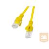 Lanberg Patchcord RJ45 cat. 5e FTP 1.5m yellow